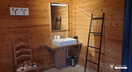 slaap- en badkamer chalet faro