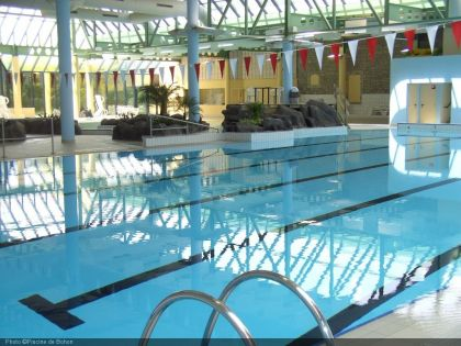 Tropisch zwembad en omnisportcentrum Durbuy (Bohon)