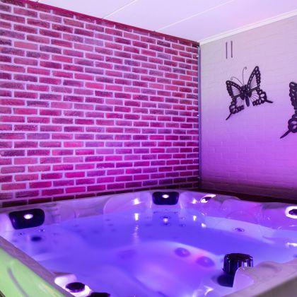 villa Faro Durbuy suites vakantiewoning met wellness