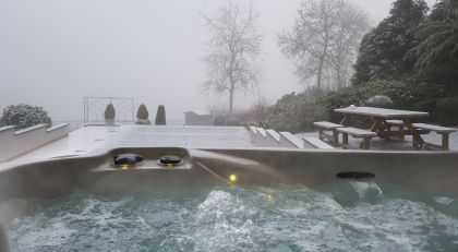 Wellness winter Villa Faro Durbuy
